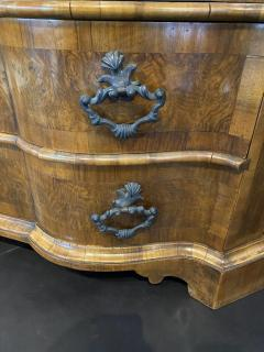 A Fine Venetian Olivewood Bronze Mounted 4 Drawer Commode Italy Mid 18th C  - 1357097