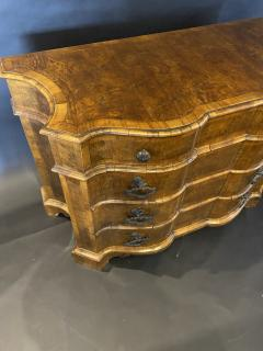 A Fine Venetian Olivewood Bronze Mounted 4 Drawer Commode Italy Mid 18th C  - 1357101