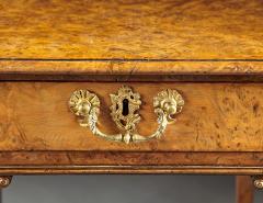 A Fine and Unusual Burl Elm Georgian Pembroke Table - 588721