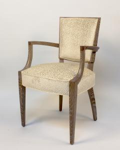A French 40s Louis XVI Style Armchair - 453999