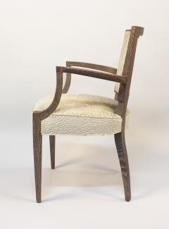 A French 40s Louis XVI Style Armchair - 454000