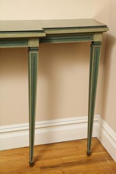Elegant A French Custom Made Wall Mounted Console Table   182644