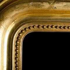 A French Louis Philippe giltwood mirror circa 1830 - 2007376