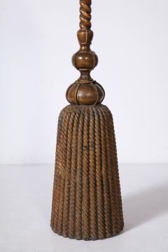 A French Tole Tassel Lantern - 1940979