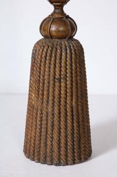 A French Tole Tassel Lantern - 1940982
