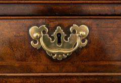 A George I Walnut Chest on Chest of Compact Size - 1176952
