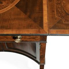 A George III Chippendale style satinwood Pembroke table - 1847683
