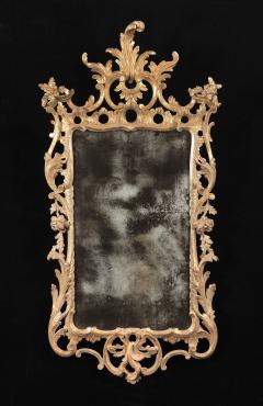 A George III Giltwood Mirror - 1071127