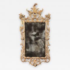 A George III Giltwood Mirror - 1072906
