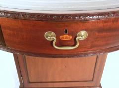 A George III Mahogany Library Rent Table - 364606