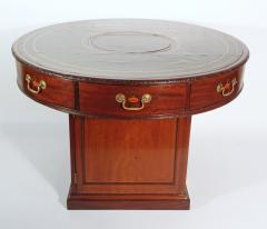 A George III Mahogany Library Rent Table - 364609