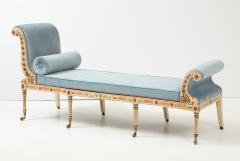 A George III Painted Daybed - 1111787