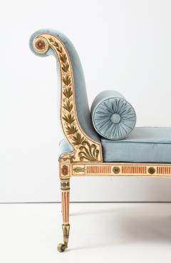 A George III Painted Daybed - 1111789