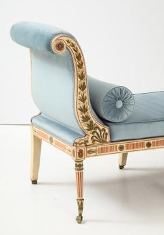 A George III Painted Daybed - 1111790
