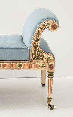 A George III Painted Daybed - 1111804