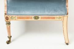 A George III Painted Daybed - 1111806