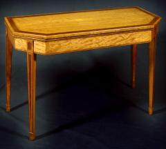 A George III Satinwood Games Table - 1024616