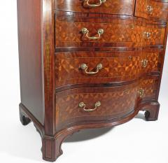 A George III Style Mahogany Chest of Drawers - 1177760