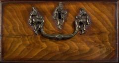 A George III mahogany tallboy - 780916