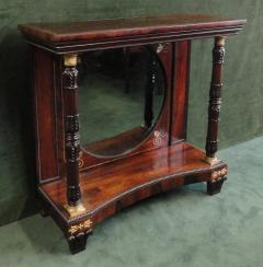 A George IV Rosewood Console Table - 1177528