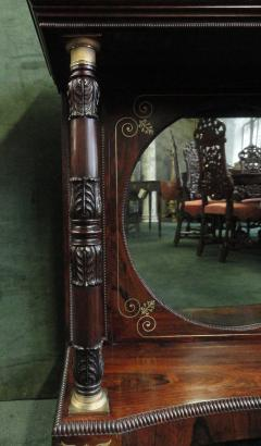 A George IV Rosewood Console Table - 1177529