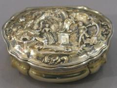 A Gilt Silver Snuffbox - 153303
