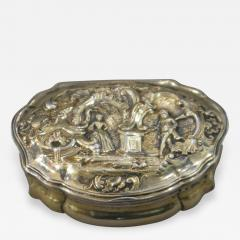 A Gilt Silver Snuffbox - 174610