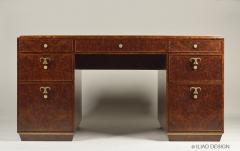 A Handsome Art Deco Inspired Desk by Iliad Design - 453914
