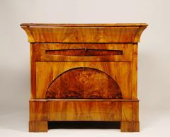 A Handsome Biedermeier Four Drawer Commode - 449737
