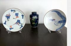 A Japanese Antique Kakiemon Plate from Arita - 986567