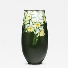 A Japanese cloisonne vase by Ando mid Showa period - 1215357