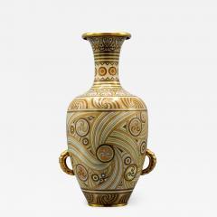 A Large Japanese Art Deco Cloisonne Vase - 1006773