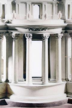 A Large Scale Photograph of Sir John Soane s Bank of England Model 2014 - 271225