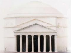 A Large Scale Photograph of Sir John Soane s Model of the Pantheon 2014 - 271226