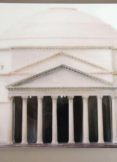 A Large Scale Photograph of Sir John Soane s Model of the Pantheon 2014 - 271228