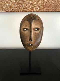 A Lega Bwami Society Mask With Provenance - 886285