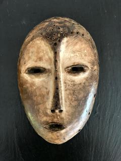 A Lega Bwami Society Mask With Provenance - 886287