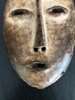 A Lega Bwami Society Mask With Provenance - 886288