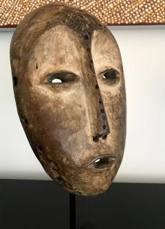 A Lega Bwami Society Mask With Provenance - 886289