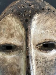 A Lega Bwami Society Mask With Provenance - 886290