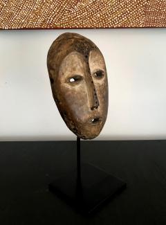 A Lega Bwami Society Mask With Provenance - 886294