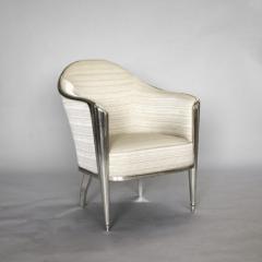 A Leleu inspired armchair by ILIAD Design - 703037