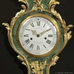 A Louis XV Style Clock and Barometer Set - 898713
