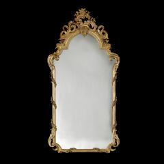 A Louis XV Style Giltwood Mirror - 1076412