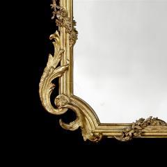 A Louis XV Style Giltwood Mirror - 1076413