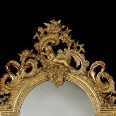A Louis XV Style Giltwood Mirror - 1076415