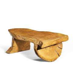 A Low Maxie Lane elm Coffee Table - 1219269
