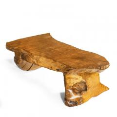 A Low Maxie Lane elm Coffee Table - 1219272