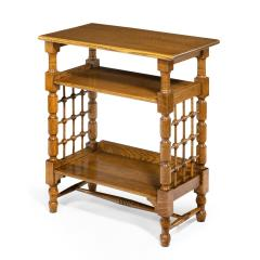 A Matched Pair of Oak Side Tables Attributed to Liberty s - 1047300