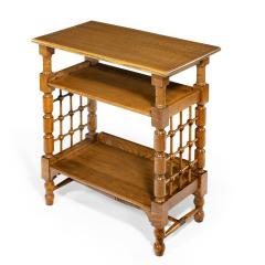 A Matched Pair of Oak Side Tables Attributed to Liberty s - 1047301